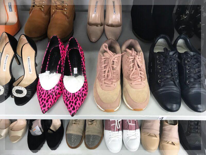 работа мастера по реставрации обуви
