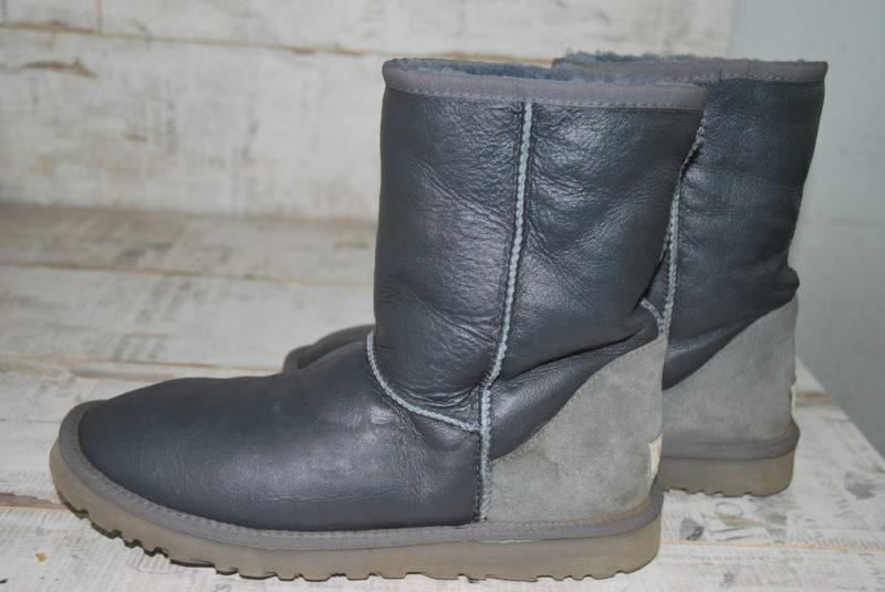 проверка качества реставрации обуви