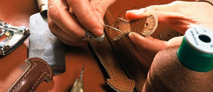ремонт кожаных сумок в мастерской Getboots